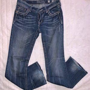 Miss Me Medium Wash Jeans sz 29